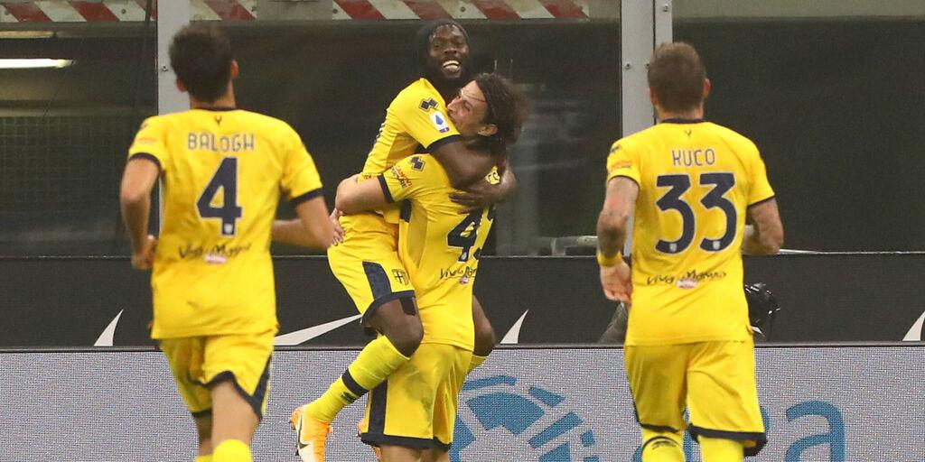 Parma, stagione finita per Inglese: le ultime su Kucka, Conti e Gagliolo (Getty Images)