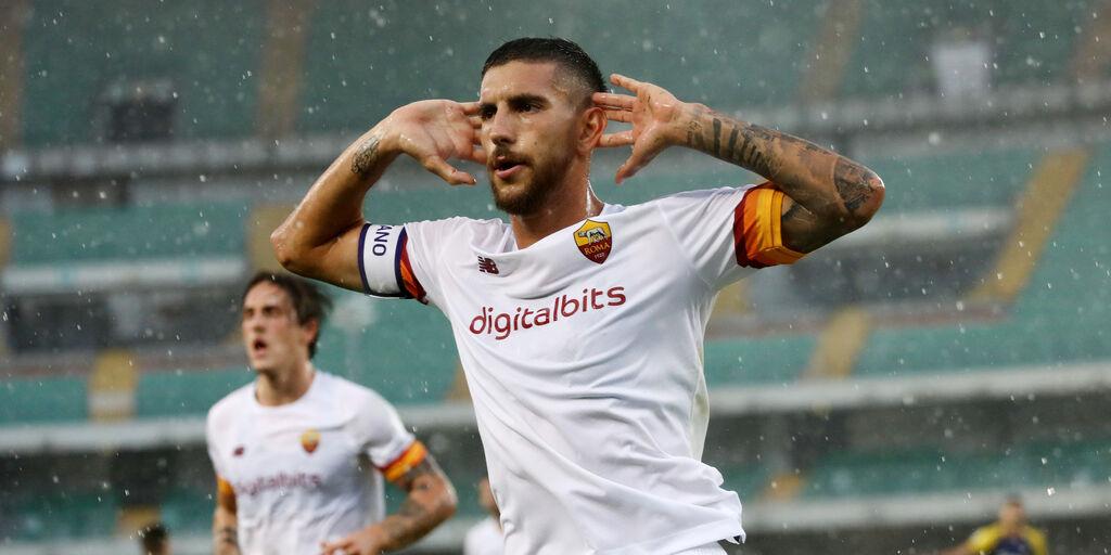 Roma, Pellegrini si allena con i compagni: le ultime (Getty Images)