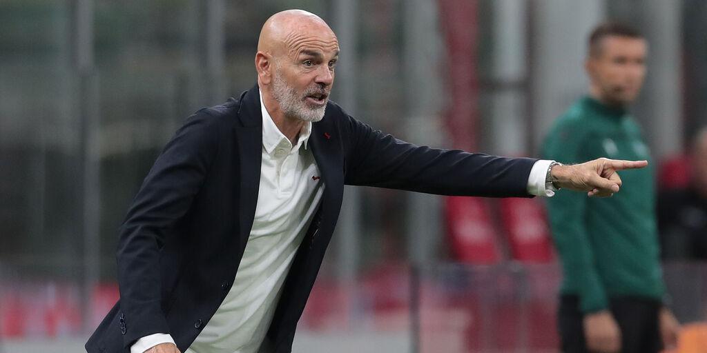 """Milan-Spezia, Pioli: """"Dubbi in attacco, Kessie infortunato"""" (Getty Images)"""
