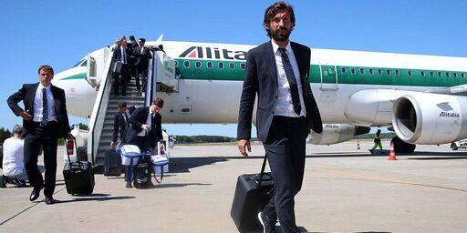 Il nuovo allenatore della Juventus, Andrea Pirlo (Getty Images)