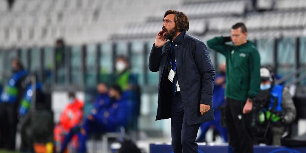 Juventus Pirlo conferenza (Getty Images)
