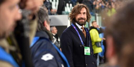 Andrea Pirlo, nuovo allenatore della Juventus (Getty Images)