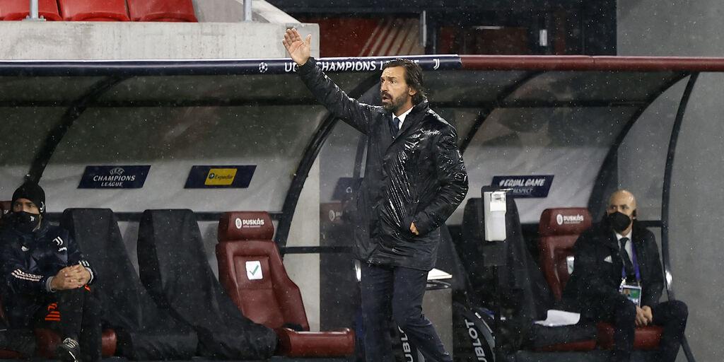 Supercoppa Italiana, le parole di Pirlo alla vigilia di Juve-Napoli (Getty Images)