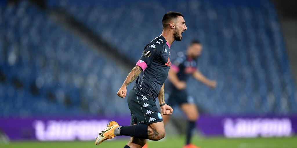 Europa League, Real Sociedad-Napoli 0-1: cronaca e tabellino (Getty Images)