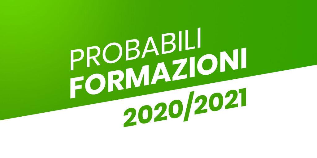 Fantacalcio, le probabili formazioni 2020/21