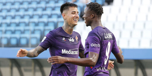 VIDEO - SPAL-Fiorentina 1-3, gol e highlights: viola corsari a Ferrara (Getty Images)