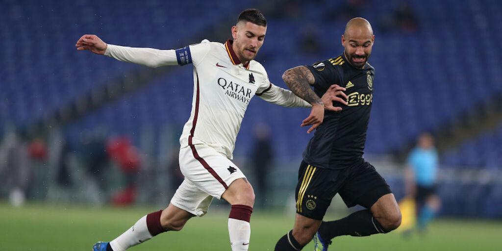 Roma-Ajax 1-1, cronaca e tabellino (Getty Images)