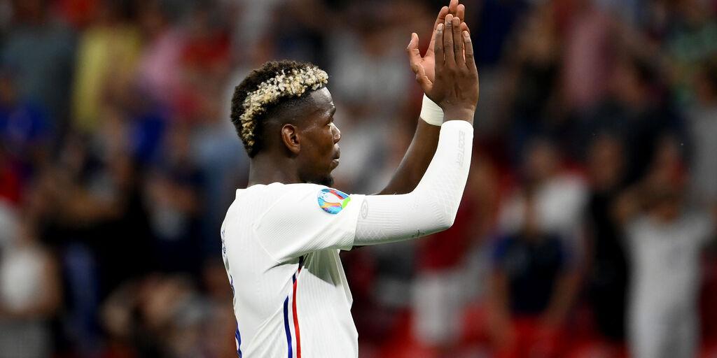 Calciomercato Juventus: Pogba lancia un indizio sui bianconeri in campo (Getty Images)