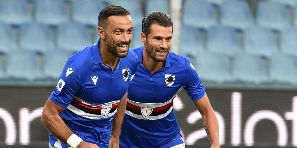 Sampdoria-Bologna, le formazioni ufficiali (Getty Images)