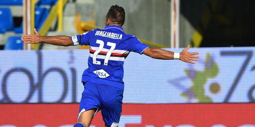 Sampdoria, Torregrossa non al meglio: con la Fiorentina tocca a Quagliarella (Getty Images)