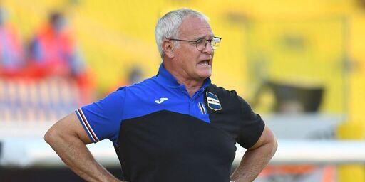 Le parole di Claudio Ranieri dopo Sampdoria-Lazio (Getty Images)