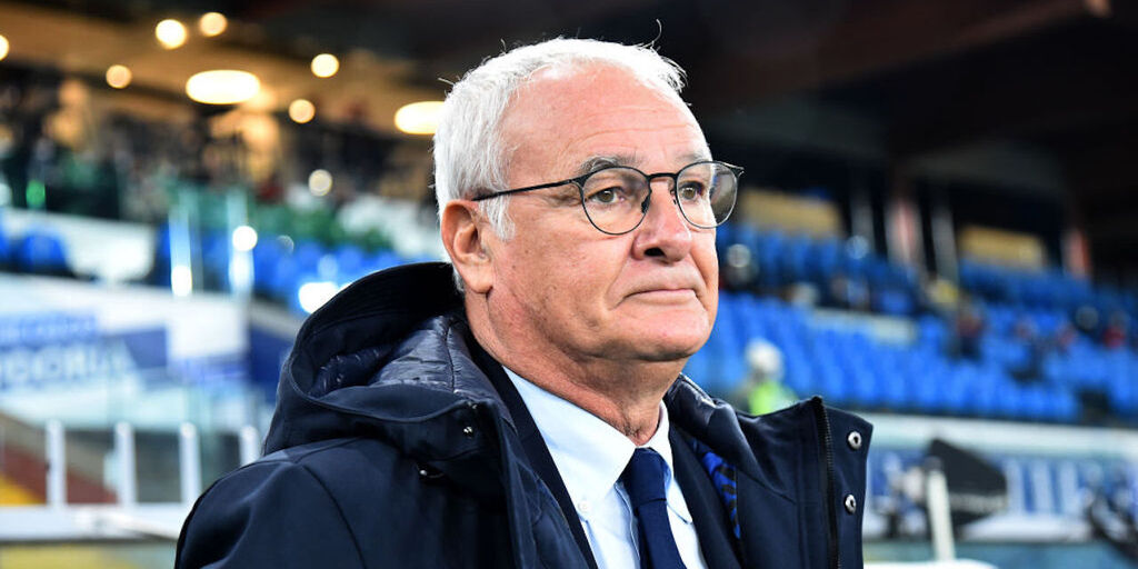 "Sampdoria, Ranieri: "" (Getty Images)"