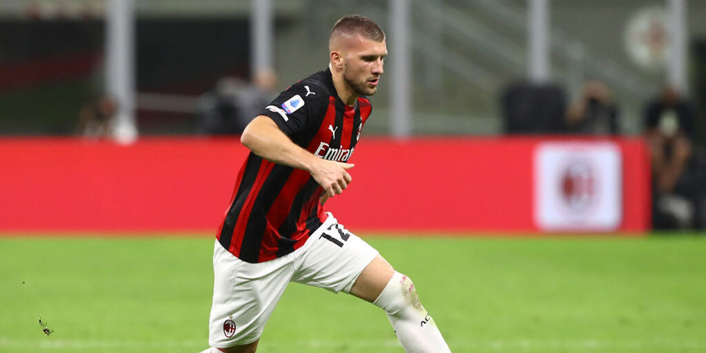 Milan infortunio Rebic (Getty Images)