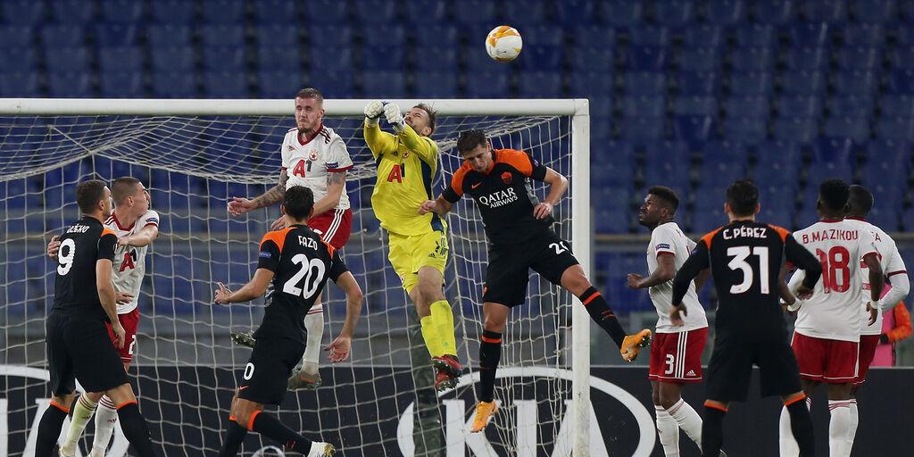 Europa League, Roma-CSKA Sofia 0-0: cronaca e tabellino (Getty Images)