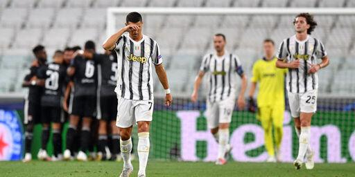 Cristiano Ronaldo via dalla Juve, in Francia ci provano (Getty Images)