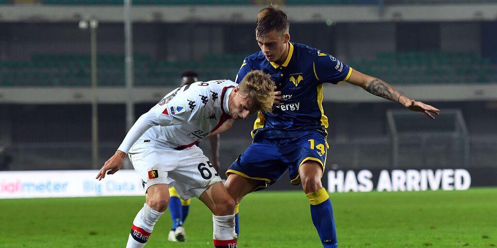 Genoa, Juventus su Rovella: la trattativa (Getty Images)