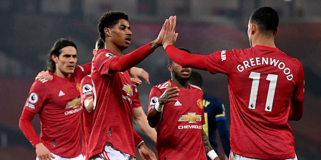 Premier League, il Manchester United batte il Southampton 9-0!