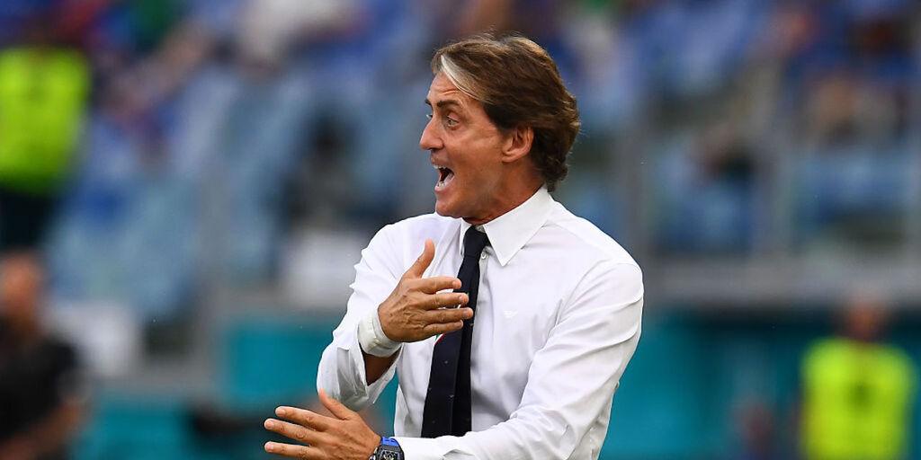Le parole di Mancini dopo Italia-Galles (Getty Images)