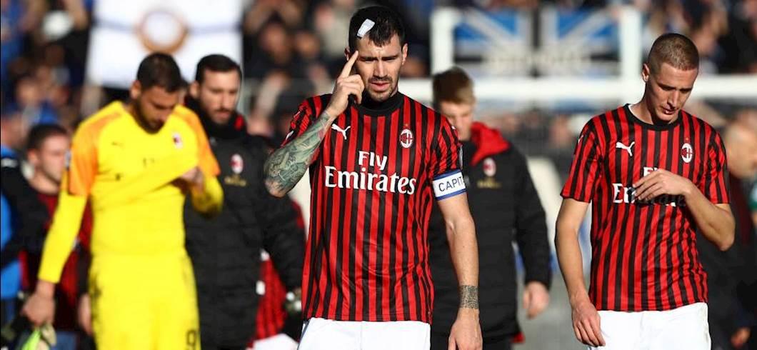 Milan: Romagnoli di nuovo in gruppo, le ultime (Getty Images)