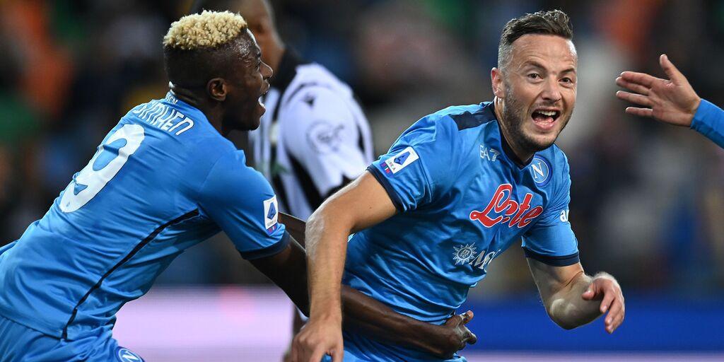 """Napoli, Rrahmani: """"Pensiamo alla partita di giovedì, restiamo concentrati"""" (Getty Images)"""