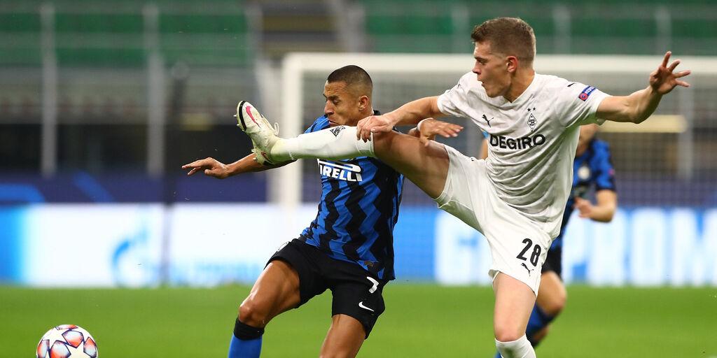 Inter, contrattura per Sanchez: ecco quando torna (Getty Images)