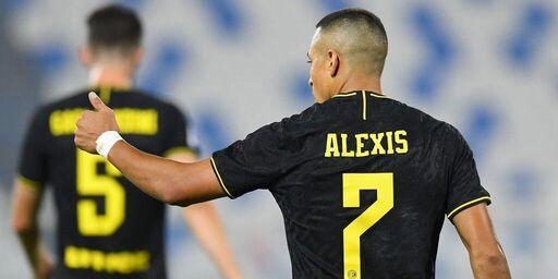 Inter, come farai a tenere fuori questo Sanchez?  (Getty Images)