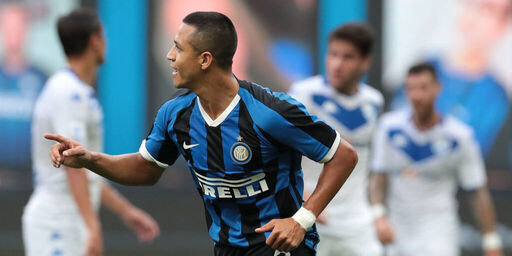 Inter, è Perisic la chiave per Sanchez? Il piano dei nerazzurri (Getty Images)