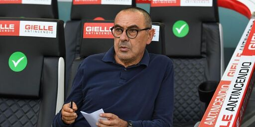 Fiorentina: incontro con Sarri, i dettagli (Getty Images)