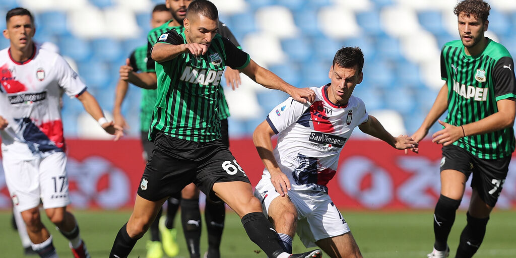 Sassuolo-Crotone (Getty Images)
