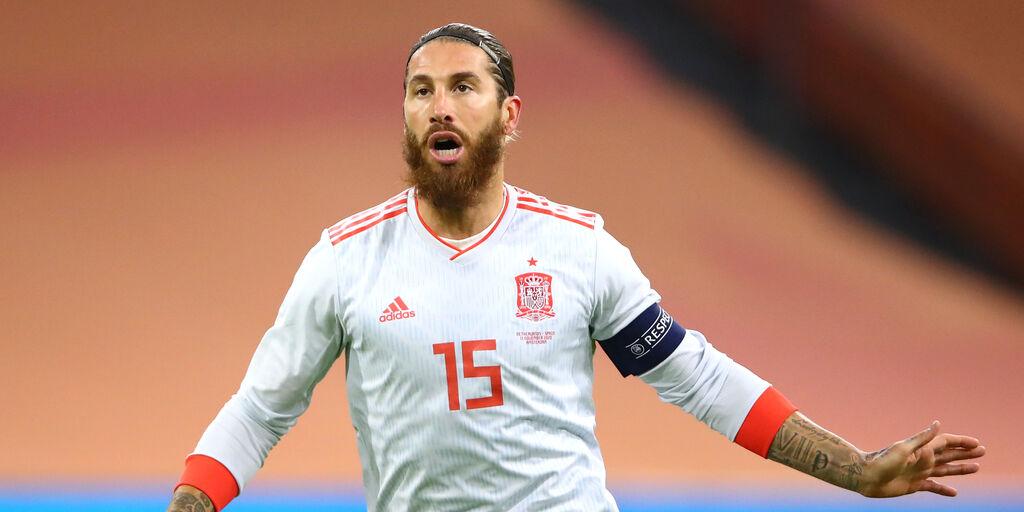 Real Madrid, Sergio Ramos operato al menisco: i tempi di recupero (Getty Images)