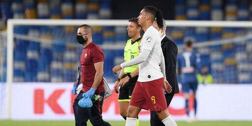 Calciomercato Roma, si lavora al prestito di Smalling