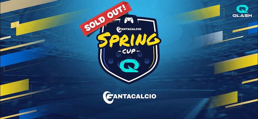 QLASH e Fantacalcio organizzano FIFA Spring Cup