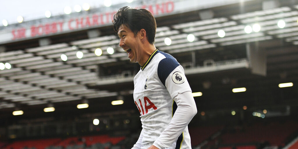 Son Heung-Min (Getty Images)