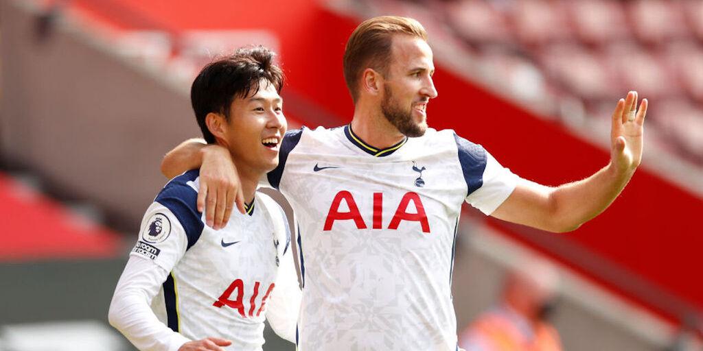Son e Kane, prestazioni super: al top per le Euroleghe (Getty Images)