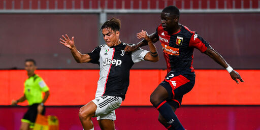 Genoa, l'agente di Soumaoro denuncia il club: ecco il motivo