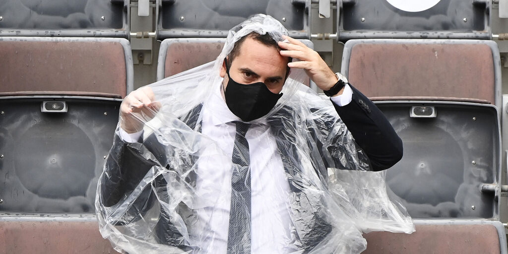 """Nuovo Dpcm, Spadafora: """"Stop al calcetto, la Serie A andrà avanti"""" (Getty Images)"""