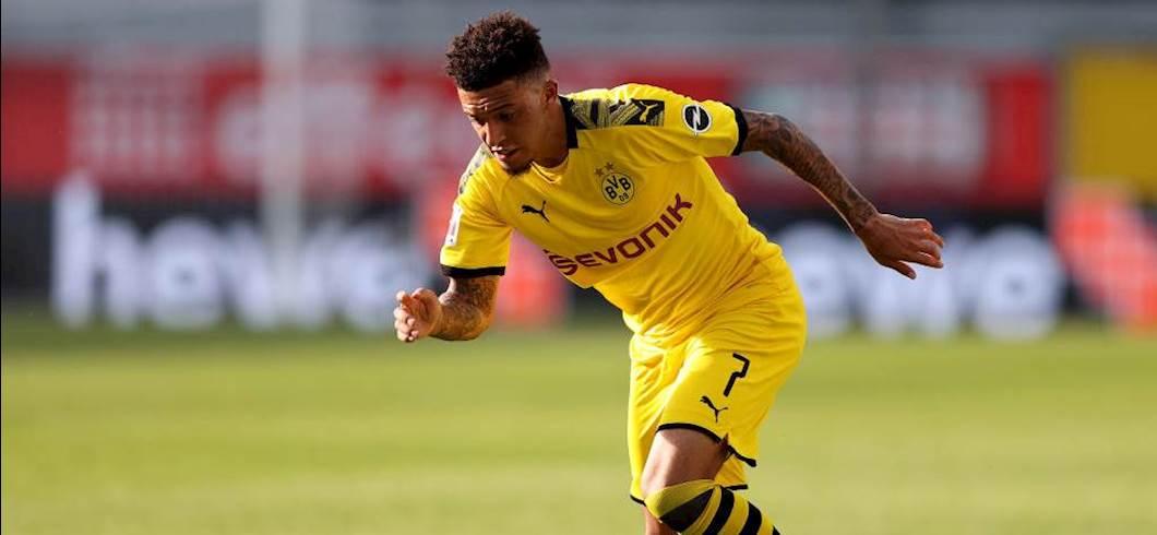 Sancho al Manchester United, accordo trovato (Getty Images)