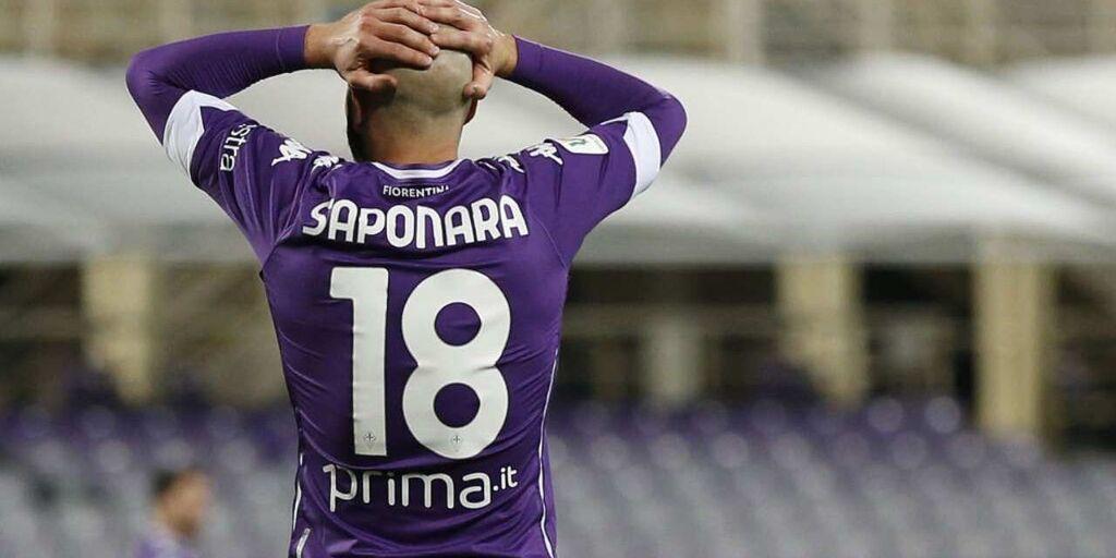 Fiorentina: Italiano spinge per la permanenza di Saponara (Getty Images)