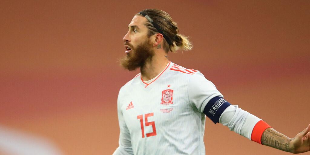 "Spagna, Sergio Ramos avvisa: ""Occhio all'Italia, si esalta in queste partite"" (Getty Images)"