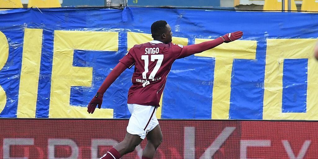"""Torino, la carica di Singo: """"Juric un grande motivatore"""" (Getty Images)"""