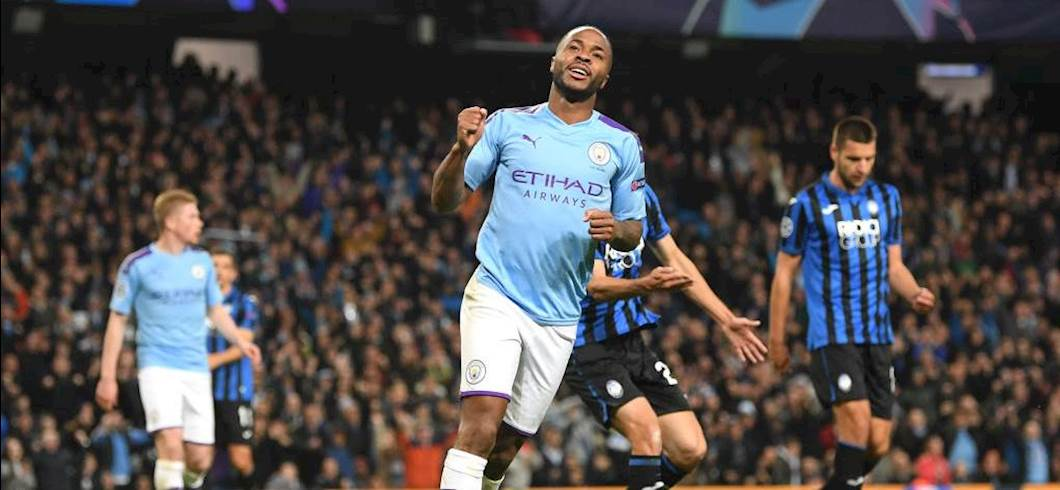 Manchester City Sterling (Getty Images)