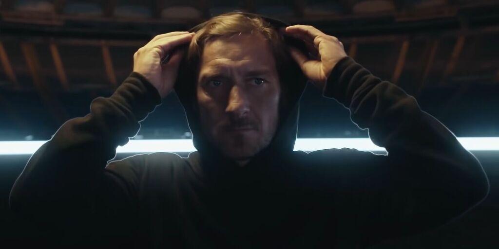 Frame da 'Mi Chiamo Francesco Totti' (2020, Alex Infascelli)
