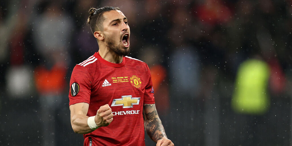 Roma, contatti con il Manchester United per Alex Telles: la situazione (Getty Images)