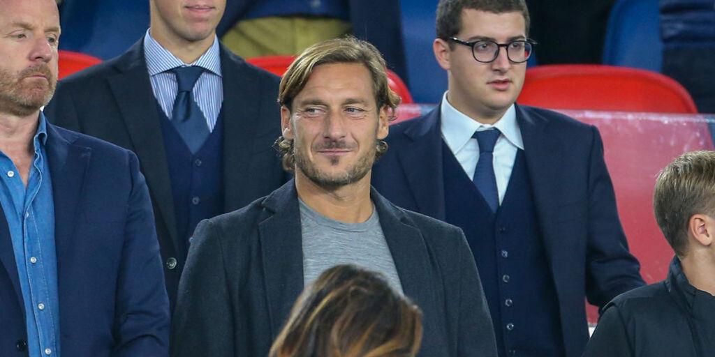"""Totti: """"Roma? Nessun ruolo per me, se mi chiamano avrò il telefono spento. Su Mourinho..."""" (Getty Images)"""
