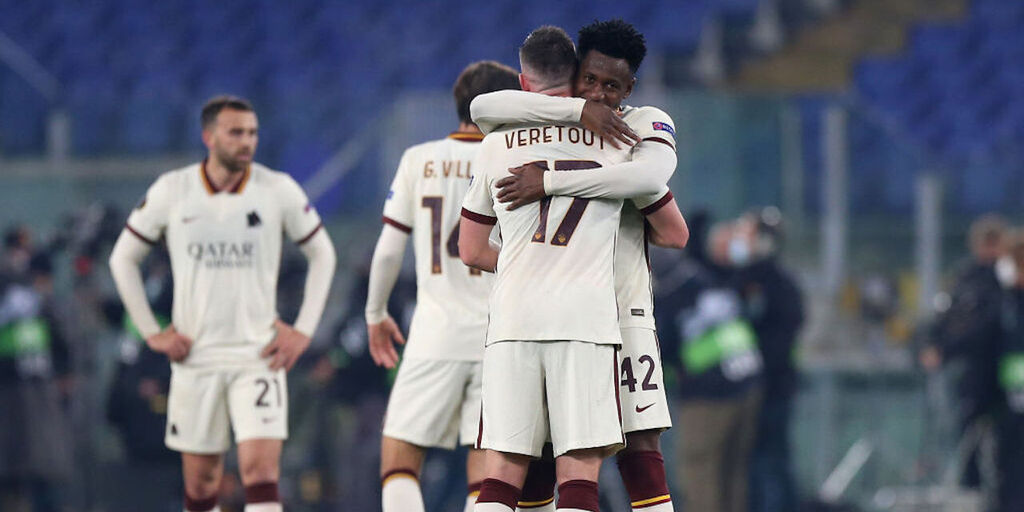 Roma-Ajax 1-1, gol e highlights (Getty Images)
