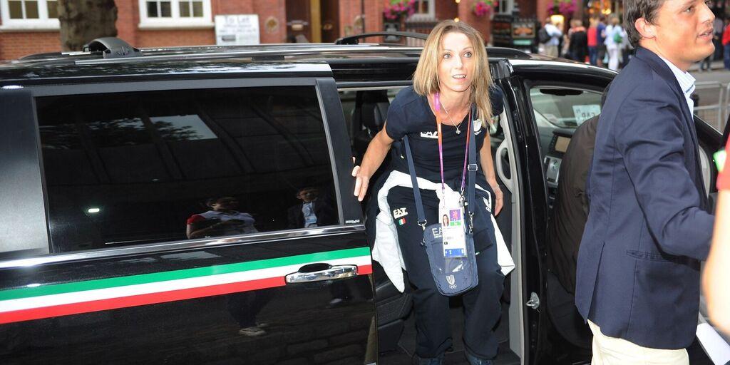 Valentina Vezzali, sottosegretario allo sport (Getty Images)