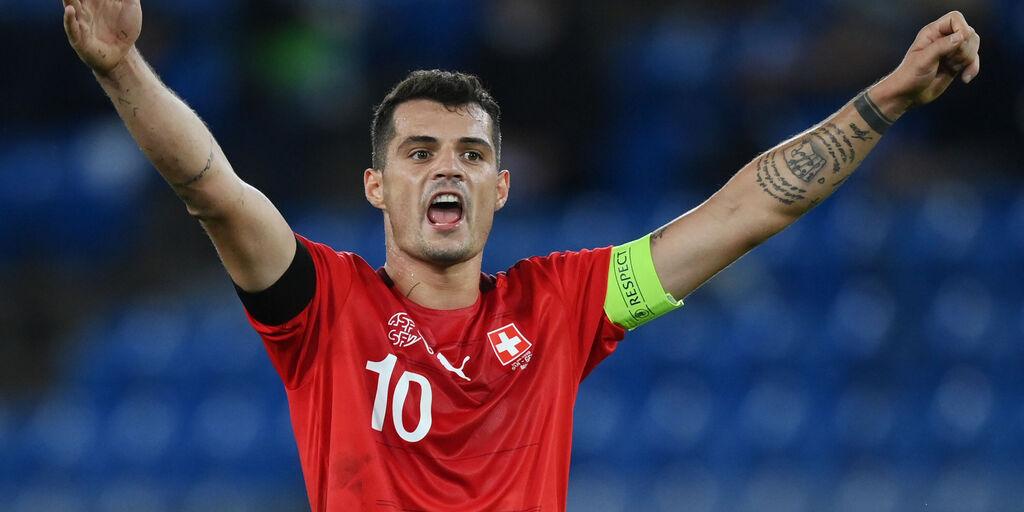 Calciomercato Roma: si è bloccata la trattativa per Xhaka (Getty Images)