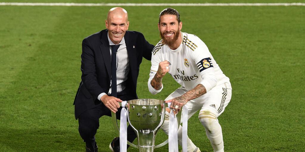 Real Madrid: Sergio Ramos positivo al Covid-19 (Getty Images)