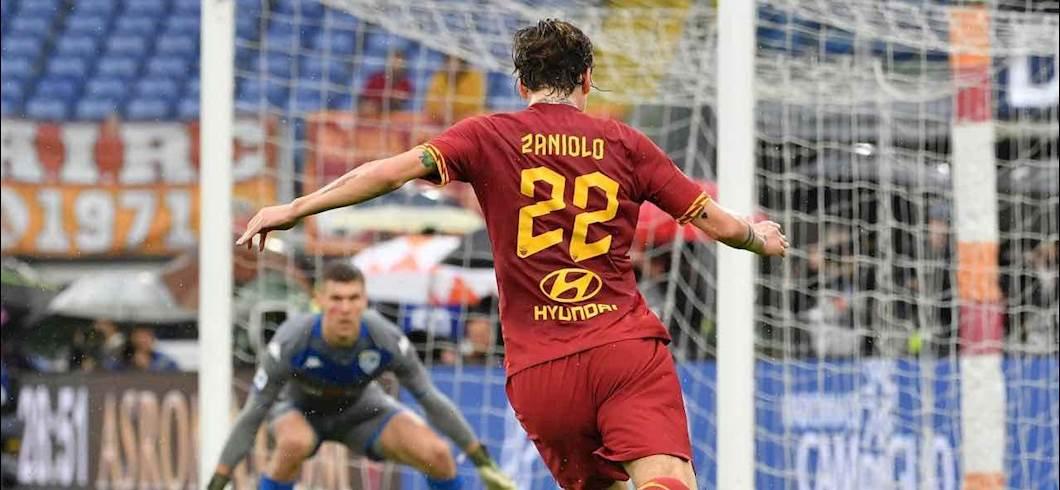 """Roma, Zaniolo avvisa il Fantacalcio: """"Ho sempre più fiducia, mi sento bene"""" (Getty Images)"""