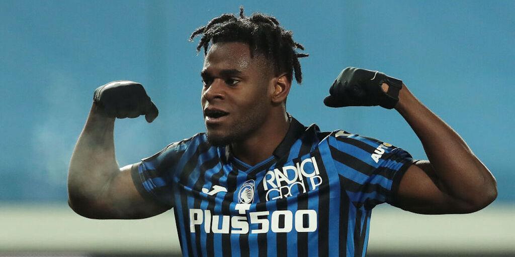Serataccia Atalanta: coscia out per Zapata dopo il rosso a Freuler (Getty Images)